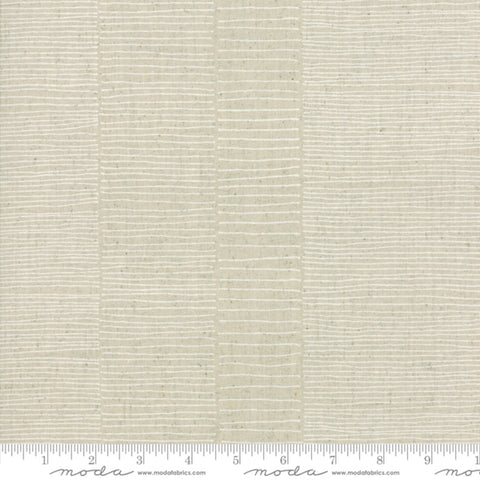 Mochi Linen CANVAS in White Flax