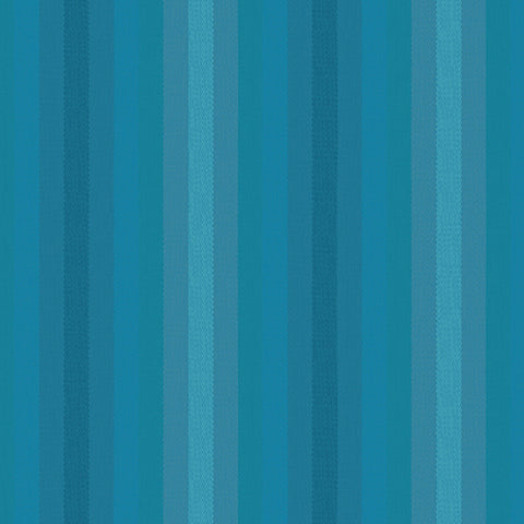 Kaleidoscope Woven Stripes in Denim