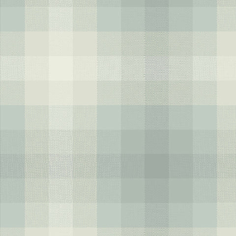Kaleidoscope Woven Plaid in Cloud