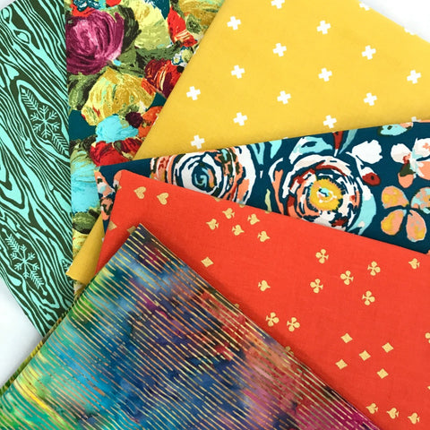 Almost Primary Fat Quarter Bundle