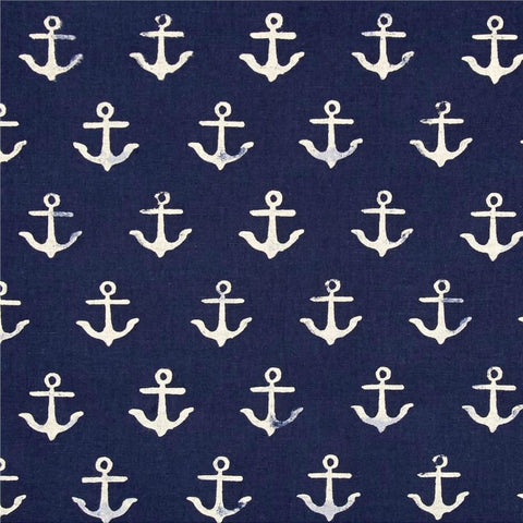 Anchor CANVAS in Navy
