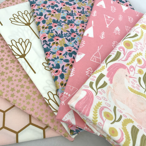 Baby Girl Yardage Bundle
