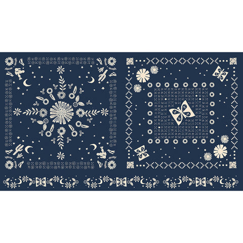 Bandana PANEL in Navy