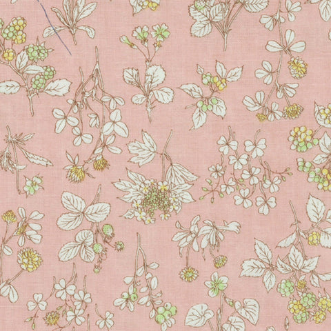 Blossom DOUBLE GAUZE in Light Pink