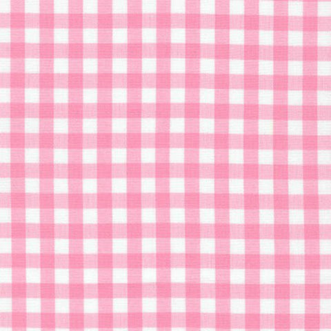 "Carolina Gingham 1/4"" in Candy Pink"