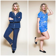 Closet Case Patterns - Carolyn Pajama Pattern (paper)
