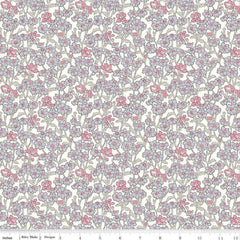 Chiltern Hill in Pink - Last Fat Quarter