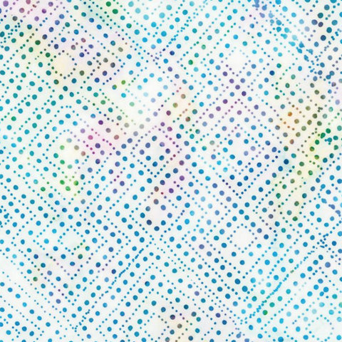 Diamond Dots in Prism - Last Fat Quarter