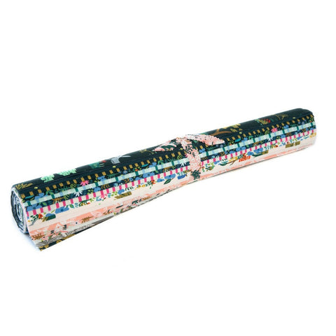 Cotton + Steel - English Garden Collection - 17 piece Fat Quarter Roll