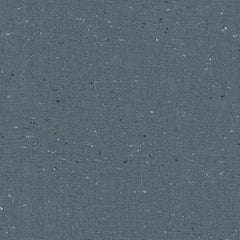 Essex Speckle (cotton / linen) in Dolphin