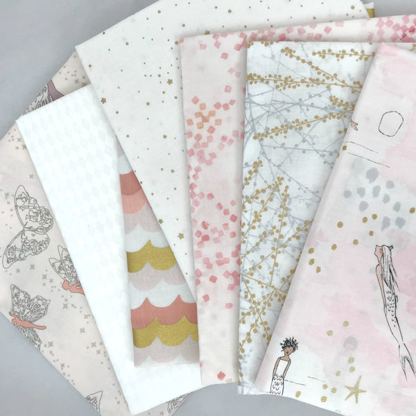 Ethereal (low volume) Fat Quarter Bundle