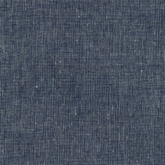 Essex Yarn Dyed Homespun (cotton / linen) in Navy