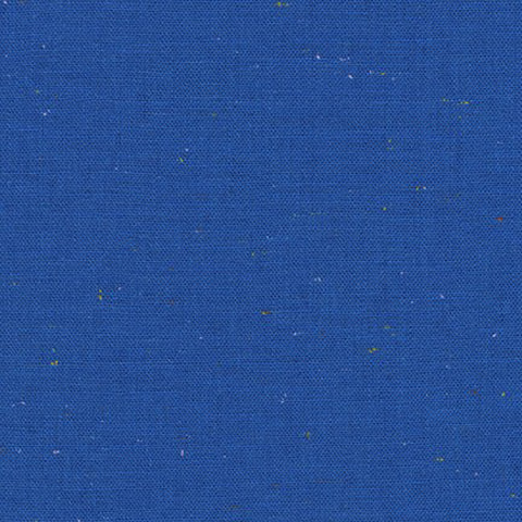 Essex Speckle (cotton / linen) in Ocean