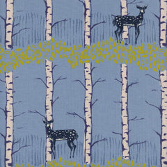 Fawn Forest in Blue