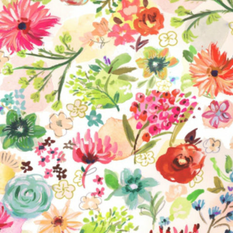 Floral Daze in Multi