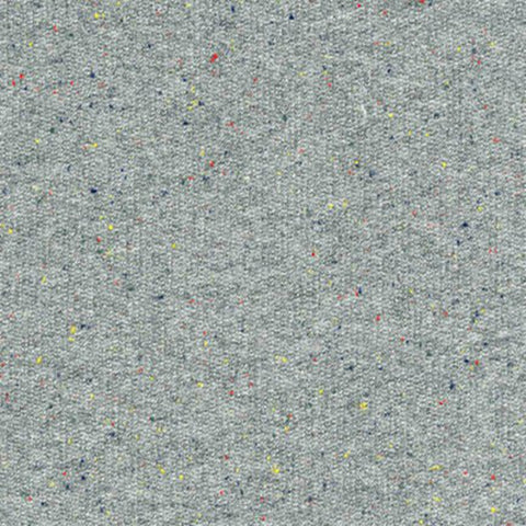 French Terry KNIT in Grey Speckle