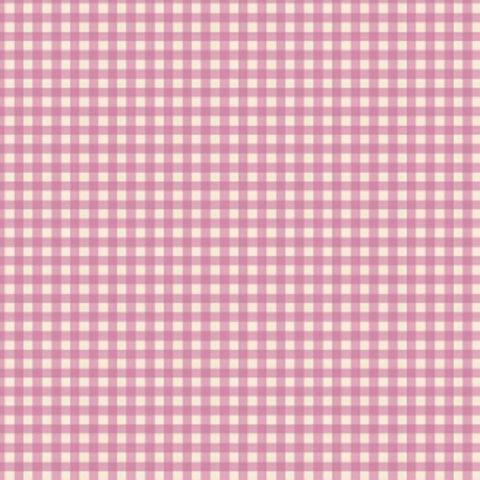Gingham in Light Purple