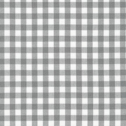 "Carolina Gingham 1/4"" in Gray"