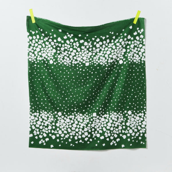Peaceful Cooling DOUBLE GAUZE in Green