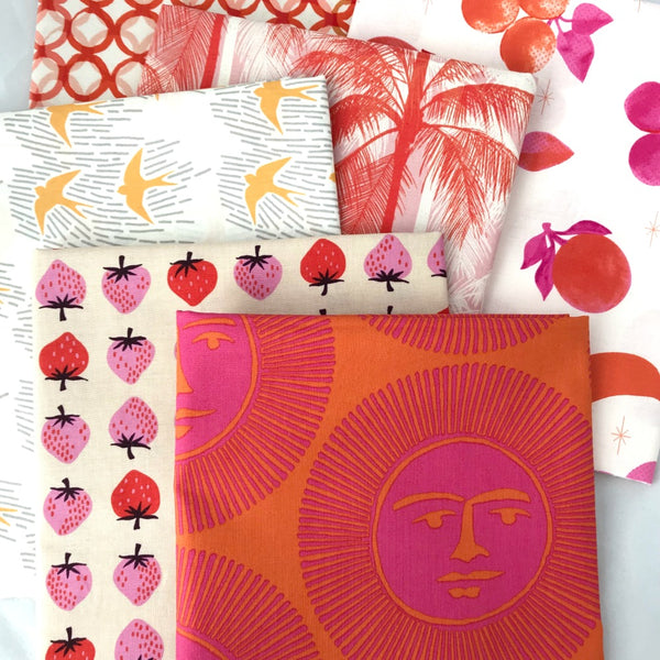 Here Comes the Sun Fat Quarter Bundle
