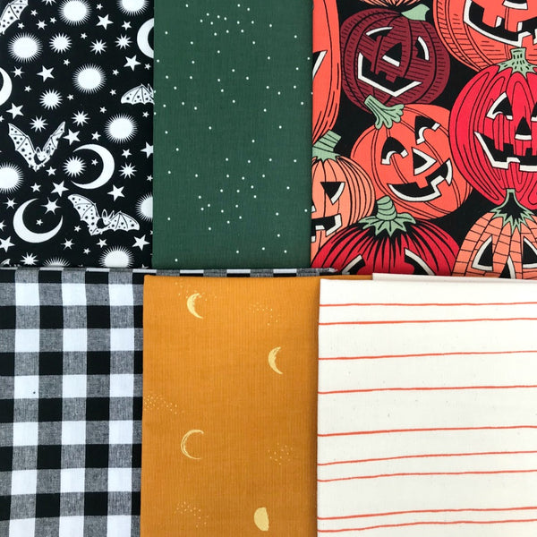 Pumpkin Patch Half Yard Bundle