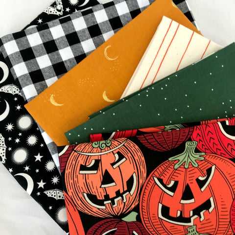 Pumpkin Patch Fat Quarter Bundle