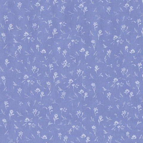 Haribe COTTON LAWN in Light Blue