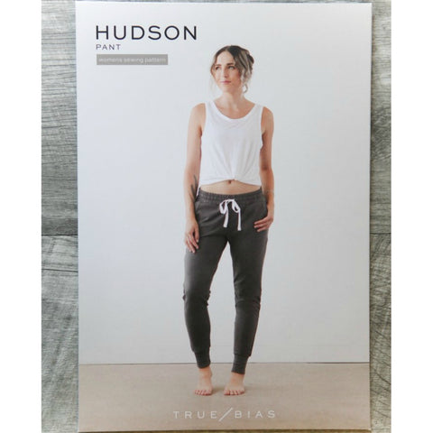 True Bias Hudson Pants Pattern (paper)