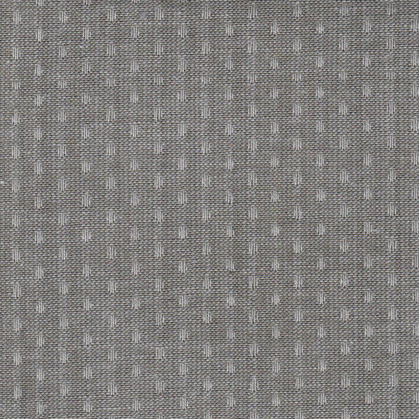 Manchester Embroidered Dots in Gray