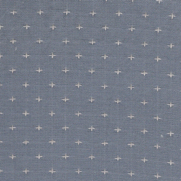 Manchester Embroidered Plus in Periwinkle