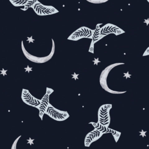 Moon Birds in Astral