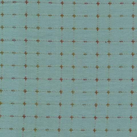 Nikko Embroidered Multi Plus in Aqua