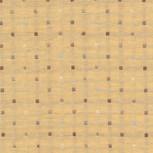 Nikko Embroidered Multi Square in Butter