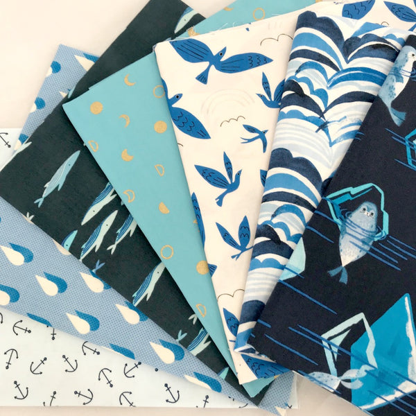 Nautical Yardage Bundle
