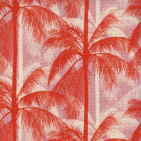 Palms in Pink
