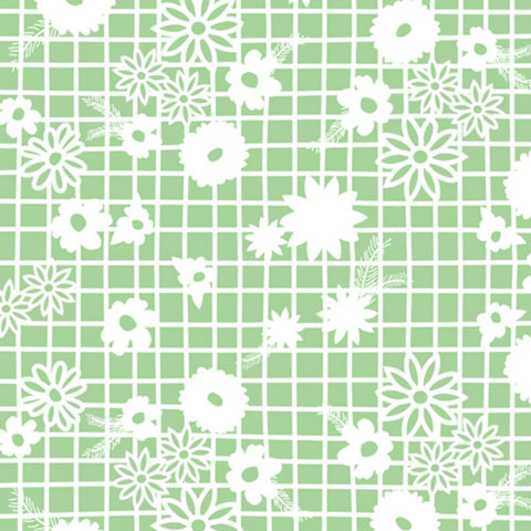 Papel Picado in Menta