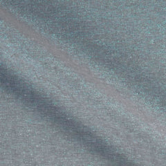 Essex Yarn Dyed Metallic (cotton / linen) in Platinum Metallic