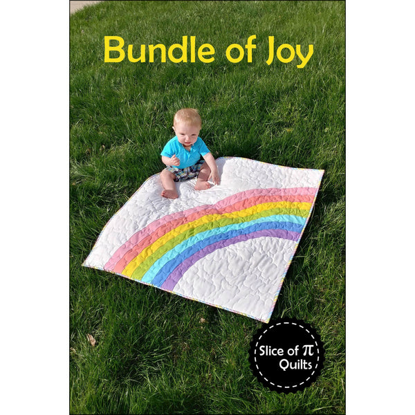 Bundle of Joy Quilt Pattern (paper)