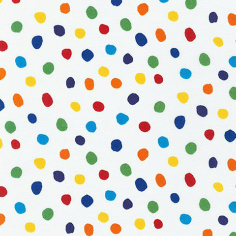 Dots in Rainbow