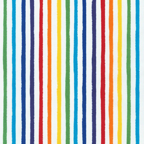 Stripes in Rainbow