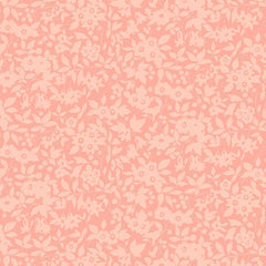 Daisy Shadow in Coral