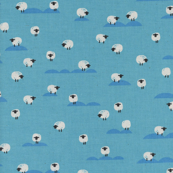 Sheep in Water