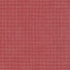 "Crawford Gingham 1/16"" in Wine"