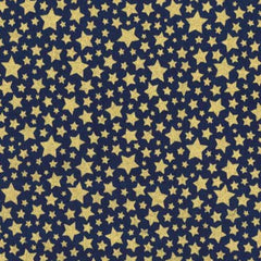 Starbrite in Navy Metallic