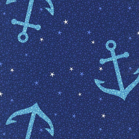 Starfish Anchors in Midnite