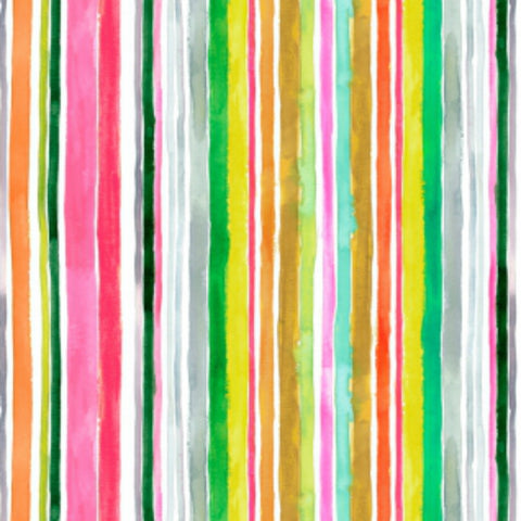 Water Stripe in Multi