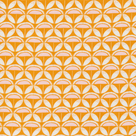 Sun Patch in Orange Organic