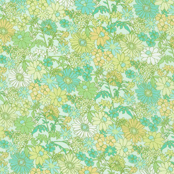 London Calling COTTON LAWN in Sweet Pea
