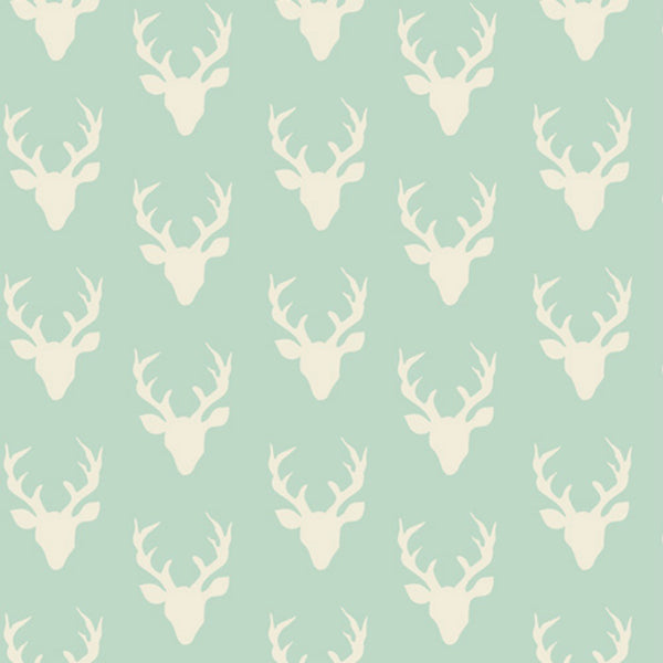 Tiny Buck Forest in Mint