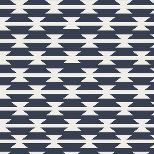 Tomahawk Stripe in Navy
